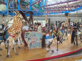 Historic Dentzel Carousel